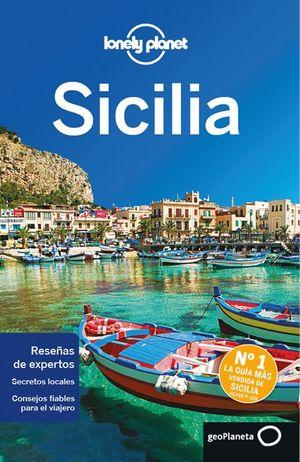 SICILIA LONELY PLANET (2014)