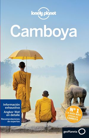 CAMBOYA LONELY PLANET 2015