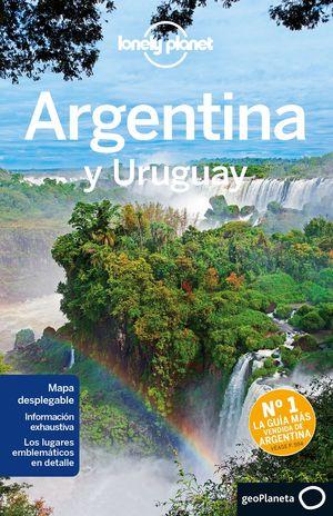 ARGENTINA Y URUGUAY LONELY PLANET 2015