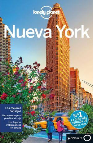 NUEVA YORK LONELY PLANET 2015