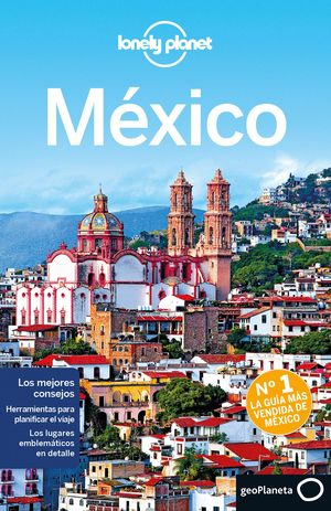 MEXICO LONELY PLANET 2015