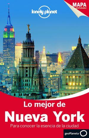 LO MEJOR DE NUEVA YORK LONELY PLANET 2015