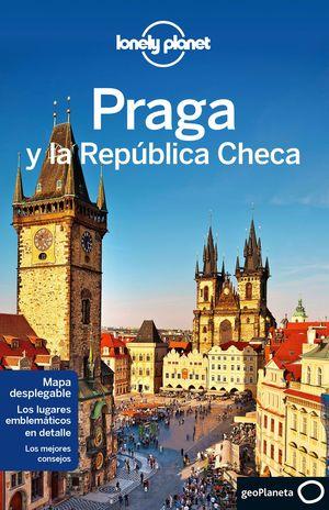 PRAGA Y LA REPUBLICA CHECA LONELY PLANET (2015)
