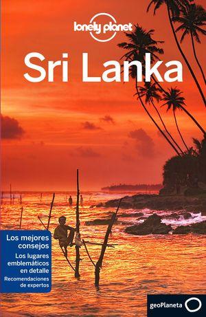 SRI LANKA LONELY PLANET (2015)