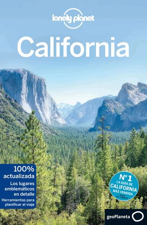 CALIFORNIA LONELY PLANET (2015)