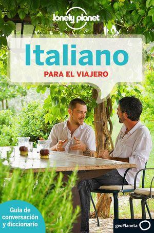 ITALIANO PARA EL VIAJERO GUIA DE CONVERSACION LONELY PLANET
