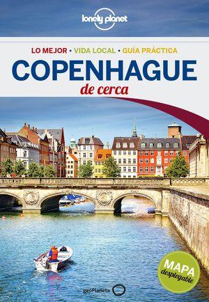 COPENHAGUE DE CERCA +MAPA (2015)