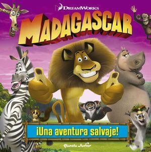 MADAGASCAR. ¡UNA AVENTURA SALVAJE!