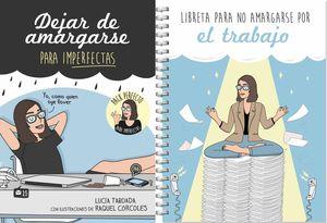 DEJAR DE AMARGARSE PARA IMPERFECTAS (PACK)