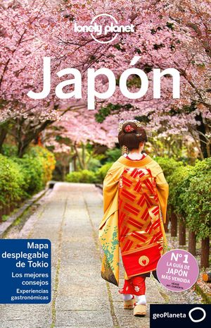 JAPON LONELY PLANET 5ªED (ANTIGUA EDICION)
