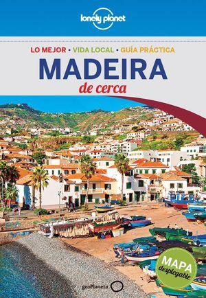 MADEIRA DE CERCA (2016) LONELY PLANET