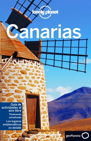 CANARIAS LONELY PLANET (2016)