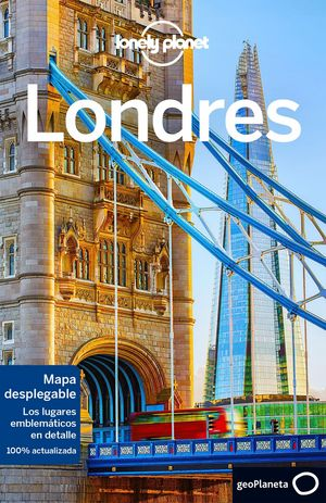 LONDRES LONELY PLANET (8ª ED)