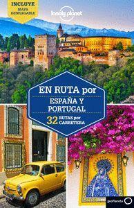 EN RUTA POR ESPAÑA Y PORTUGAL LONELY PLANET 2016
