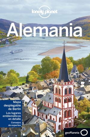 ALEMANIA LONELY PLANET 2016