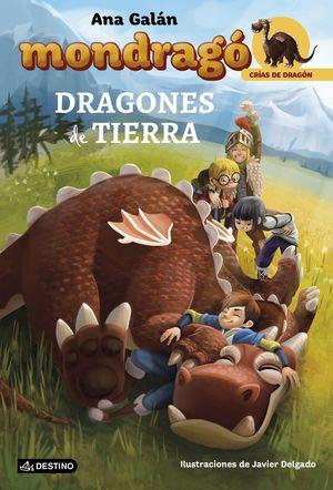 MONDRAGO. DRAGONES DE TIERRA