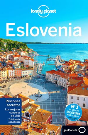 ESLOVENIA 2016 (LONELY PLANET)