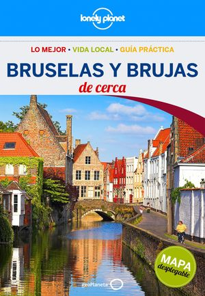 BRUSELAS Y BRUJAS LONELY PLANET DE CERCA 2016