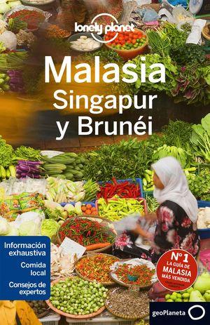 MALASIA, SINGAPUR Y BRUNEI LONELY PLANET 2016