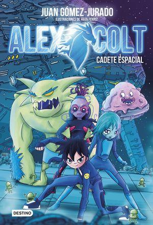 ALEX COLT CADETE ESPACIAL