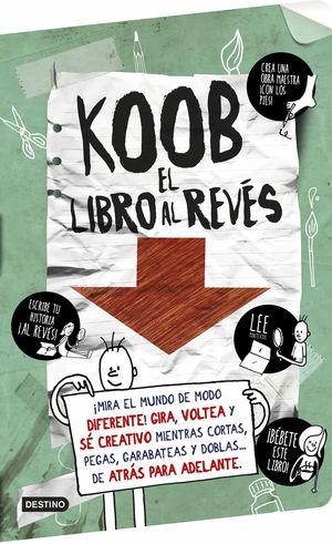 KOOB EL LIBRO AL REVES