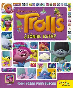 TROLLS +DONDE ESTA?
