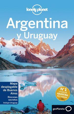 ARGENTINA Y URUGUAY 2017 LONELY PLANET