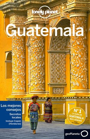 GUATEMALA LONELY PLANET (2017)