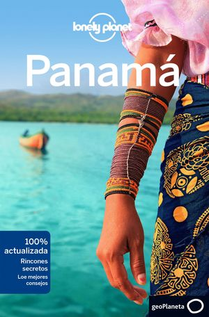 PANAMA LONELY PLANET 2017