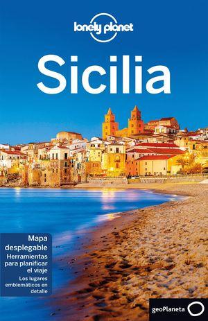 SICILIA LONELY PLANET 2017