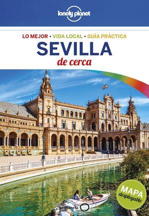 SEVILLA DE CERCA (2017) LONELY PLANET