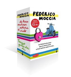 ESTUCHE FEDERICO MOCCIA (2 VOLS.)