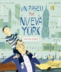 UN PASEO POR NUEVA YORK GUIA GEOPLANETA 2018 (1ª ED.)