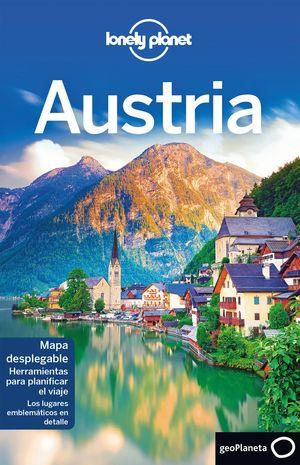 AUSTRIA LONELY PLANET 2017