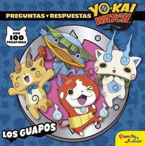 YO-KAI WATCH LOS GUAPOS