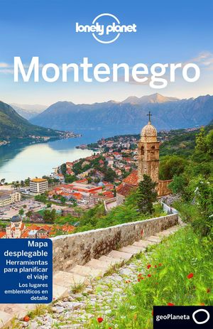 MONTENEGRO GUIA LONELY PLANET 2017