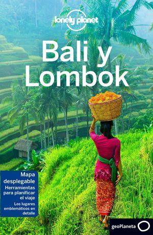 BALI Y LOMBOK GUIA LONELY PLANET 2017