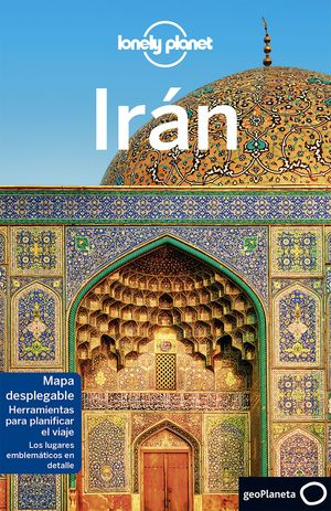 IRAN LONELY PLANET 2017