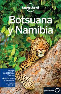 BOTSUANA Y NAMIBIA LONELY PLANET (2017)