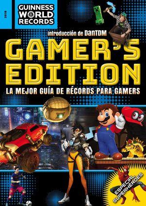GUINNESS WORLD RECORDS 2018 GAMER¦S EDITION