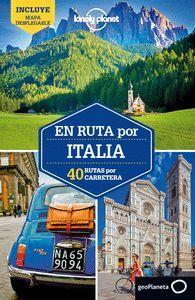 EN RUTA POR ITALIA LONELY PLANET 2018 40 RUTAS POR CARRETERA