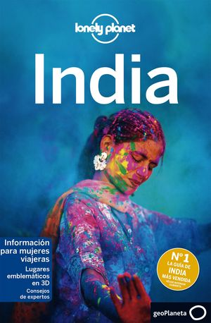 INDIA GUIA LONELY PLANET 2018