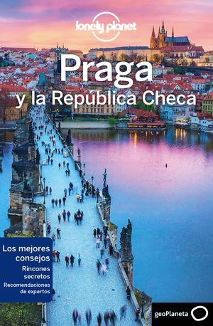 PRAGA Y LA REPÚBLICA CHECA GUIA LONELY PLANET