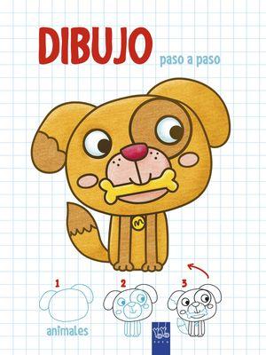 DIBUJO PASO A PASO. ANIMALES