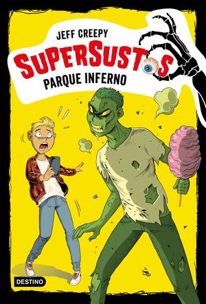 SUPERSUSTOS. PARQUE INFERNO