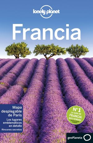 FRANCIA LONELY PLANET 2019