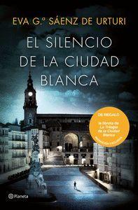 EL SILENCIO DE LA CIUDAD BLANCA PACK LIBRETA