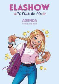 ELASHOW EL CLUB DE ELA AGENDA CURSO 2019-2020