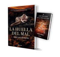 PACK LA HUELLA DEL MAL + LOS PRÍNCIPES DE LA PREHISTORIA