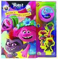 TROLLS 2. MÚSICA PARA LLEVAR